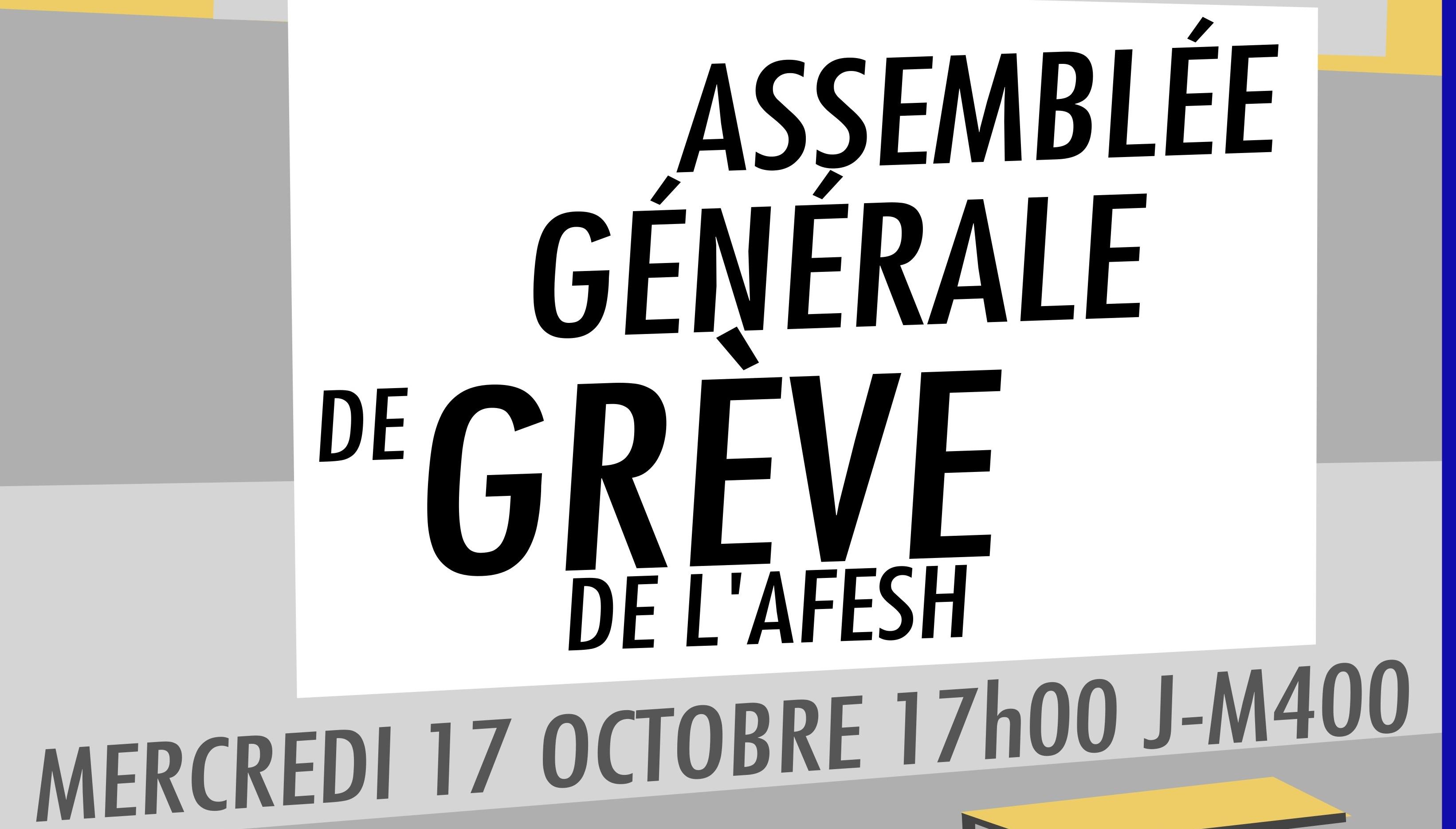 Assemblée Générale De Grève